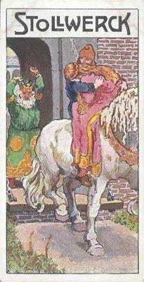 Il principe dai capelli doro, 1906-7