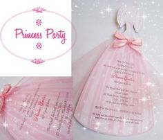 princess party invitations birthday-party-ideas-for-girls