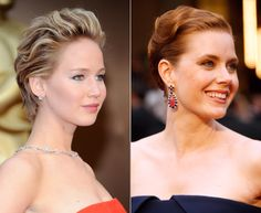 The best hair and make-up looks from the Oscars 2014 - hellomagazine.com