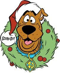 May print this out and use it as a gift tag for Bradens Christmas gifts to go with his Scooby Christmas wrapping paper!