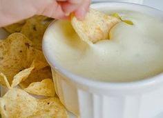 Queso Blanco Cheese Dip Recipe