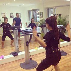 miha bodytec in Tirana   Albania  #mihabodytec #worldwide
