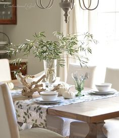 25 Dining Table Centerpiece Ideas  Dining Room Centerpiece Room Entrancing Dining Room Table Setting Ideas Inspiration Design