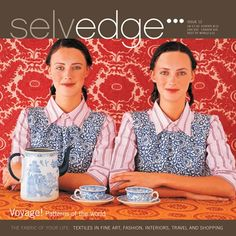Selvedge Magazine, issue 12 Voyage