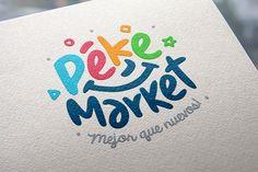 baby logo Pedro Pazmio on Behance Kids Branding, Logo Branding, Branding Design, Juice Branding, Coffee Branding, Brochure Design, Toys Logo, Simple Website, Education Logo