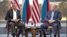Viollis Group CEO Paul Viollis on the tension between President Obama and Russian President Putin.