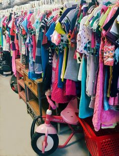Final, sorry, Teen clothing consignment opinion. You