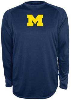 Amazon.com  NCAA The Beast Long Sleeve Crew Neck Shirt  Sports   Outdoors 89a49b923