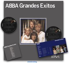 "The image below shows Abba's ""Greatest Hits Vol. 2"" (or ""Grandes Exitos"") as released in Argentina... #Abba #Agnetha #Frida #Vinyl http://abbafansblog.blogspot.co.uk/2016/10/abba-compilation-from-argentina.html"