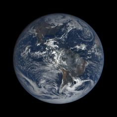NASA launched a new website Monday so the world can see images of the full, sunlit side of the Earth every day. The images are taken by a NASA camera one million miles away on the Deep Space Climate Observatory (DSCOVR), a partnership between NASA, the National Oceanic and Atmospheric Administration (NOAA) and the U.S. Air Force.