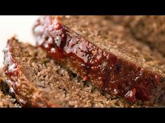 Meatloaf is so much more than a giant hunk of ground beef in a loaf shape. It should ooze with flavour, be moist and tender yet not crumble apart when sliced. This is a timeless meatloaf recipe you'll treasure forever! Best Meatloaf, Meatloaf Recipes, Beef Recipes, Hamburger, Meatloaf Glaze, Best Pot Roast, Recipetin Eats, Roasted Meat, Healthy Eating Recipes