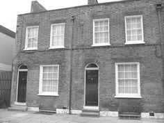 """Gregor Schneider - """"Die Familie Schneider, Walden street No. 16 and No. 14, London 2004"""