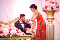 This Indian wedding reception is a bright and colorful event. Portrait Photography, Wedding Photography, Timeless Wedding, Wedding Portraits, Desi, Wedding Reception, Spice, Indian, Gallery