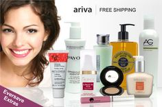 Top quality cosmetics for half the price... and free shipping! #OPI #LOccitane #Moroccanoil #Rusk