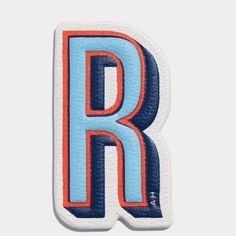 r sticker - anya hindmarch