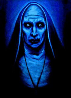 """Horror Gif """"Valak"""" The Conjuring 2"""