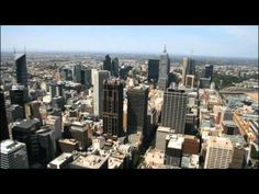 Sights and sounds of Melbourne, Australia