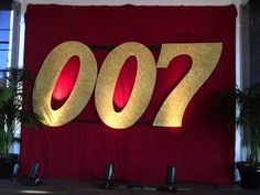 007 theme parties | An evening with everyone's favorite spy is filled with sophisticated ...