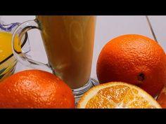 Smoothie de portocale - YouTube Vegan, Orange, Fruit, Youtube, Food, Meal, Essen, Youtubers
