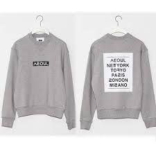 Cloud 97 - Cities Sweatshirt