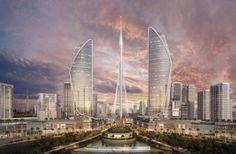 Дубай идёт на новый рекорд: началось строительство самой высокой башни в гавани Дубай-Крик https://rusevik.ru/news/362102