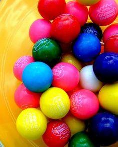 Double Bubble Gum Balls
