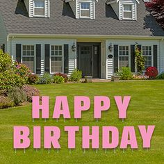 Happy Birthday Letters Yard Card in Pink or Blue (Pink) V... https://www.amazon.com/dp/B06XGTN4F9/ref=cm_sw_r_pi_dp_x_zBc0ybW4W9P1F