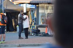 """Josh Dallas and Ginnifer Goodwin - Behind the scenes - 6 * 7 """"Heartless"""" - 20 September 2016"""