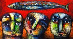 Yasiel Elizagaray  http://cubanocanadian.com/collections/yasiel-elizagaray/products/yo-si-lo-vi-1