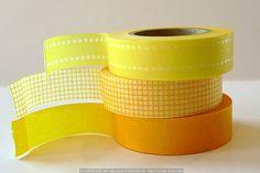 Wedding Decorations Washi Tape: Remodelista