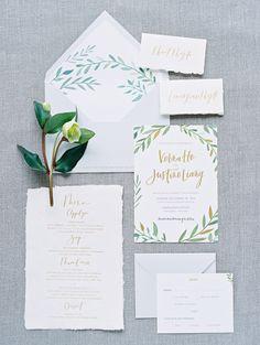 Thailand destination wedding invitations: http://www.stylemepretty.com/2016/01/14/thailand-destination-wedding-part-i/ | Photography: Ryan Ray - http://ryanrayphoto.com/
