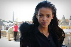 Aya Jones in Paris