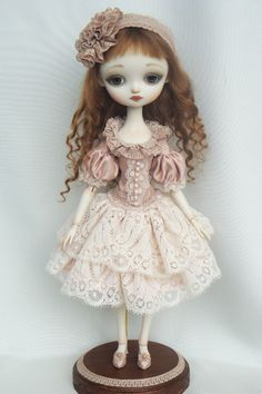 Julie - Porcelain ball jointed doll BJD