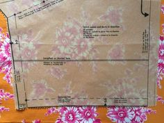 Sewcabulary: Fourteen Key Terms For Understanding Sewing Patterns