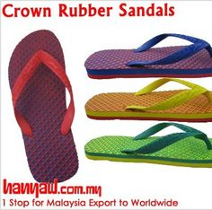 Visit- http://www.hanyaw.com.my/Products/Crown_Rubber_Sandals_CH-705C.html