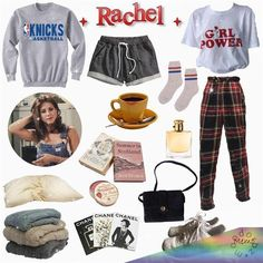 (notitle) - Outfits - (notitle) - Outfits - Source by inspired outfits Quirky Fashion, Look Fashion, 90s Fashion, Fashion Outfits, Rachel Green Outfits, Vintage Outfits, Retro Outfits, Friend Outfits, Girl Outfits