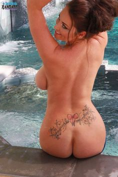 Sarah randall nude videos