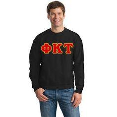 Pi Kappa Phi PI PHI World Famous Crest Wicking Fleece Pullover