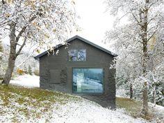 Réhabilitation du studio d'architecture Suisse Savioz Fabrizzi Architectes