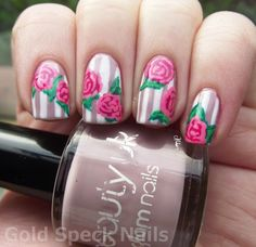 When I go back to work, I am totally getting these nails!!!