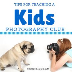 Here are some tips for hosting an after school kids photography club. Click here to read more...