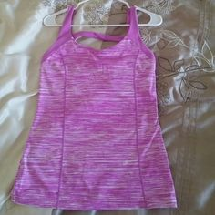 Victoria's Secret sport tank top Used couple of times,  VSX Sexy Sport Shirt  77% Nylon, 20% Spandex Size M Victoria's Secret Tops Tank Tops
