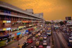 """A """"Beautiful Evening"""" at Ahmedabad!!"""