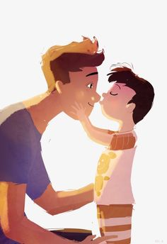 Bisou Daddy by Pascal Campion❤ Pascal Campion, My Children, Kids, I Love My Son, Son Quotes, Raising Boys, Mothers Love, Father And Son, Little Man