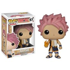 Anime Pop! Vinyl Figure Natsu [Fairy Tail]  GIMME NATSU! (If there is Inuyasha too.. AND LUCY AND THE OTHERSS!!!)