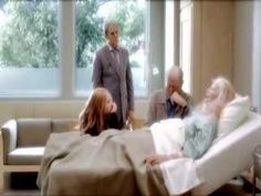 Six Feet Under - probably the BEST series finale I have ever seen...