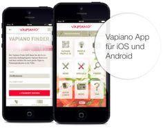 Der Kunde steht im Mittelpunkt der neuen Vapiano-App.  Integration von Passbook, Vapiano People Programm und Mobile Payment.