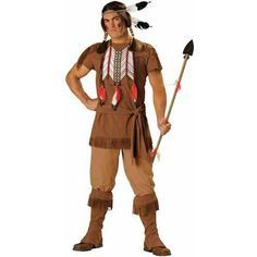 native american warrior mens adult costume halloween costumes for men 2015 ideas