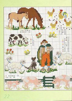 Gallery.ru / Photo # 13 - Burda Special-230 color motifs for cross stitch - Orlanda