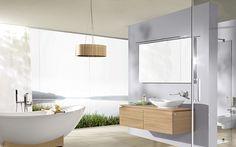 Inspiration scandinave - La salle de bains